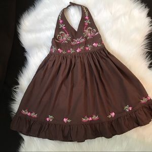 Other - Beautiful brown Sundress